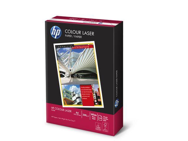 HP Papier HP A4 200g Colour Laser /250v