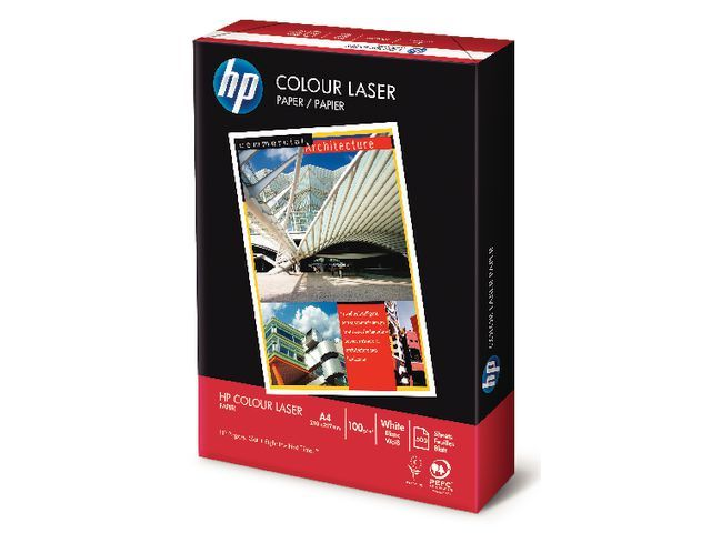 HP Papier HP A4 100g Colour Laser/500v