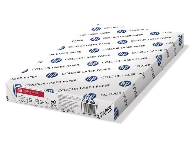 HP Papier HP A3 100g Colour Laser/500v
