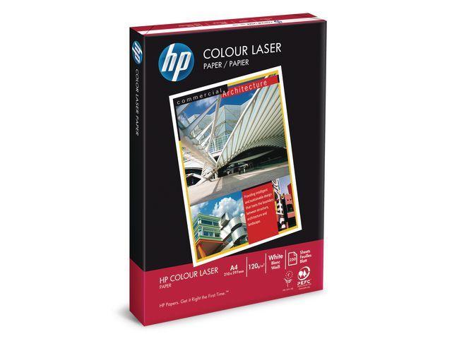 HP Papier HP A3 90g Colour Laser/500v