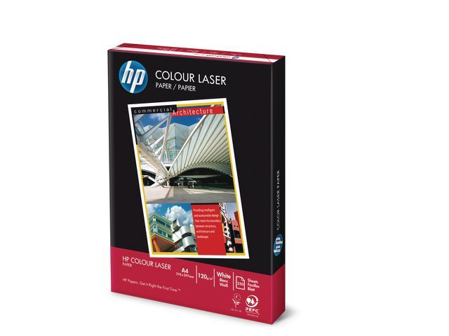 HP Papier HP A4 120g Colour Laser/250v