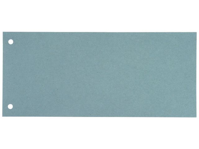 Staples Scheidingsstrook SPLS 105x240 bl/pak 100