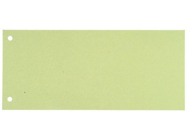 Staples Scheidingsstrook SPLS 105x240 gr/pak 100