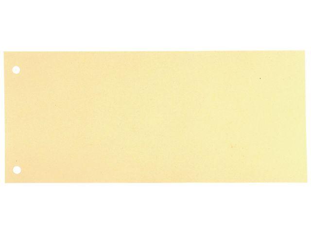 Staples Scheidingsstrook SPLS 105x240 bg/pak 100