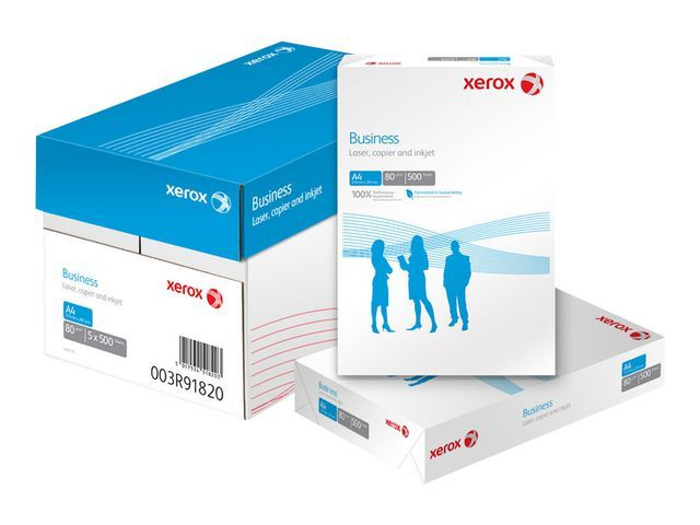 Xerox Papier Xerox A4 80g Business/ds 5x500v