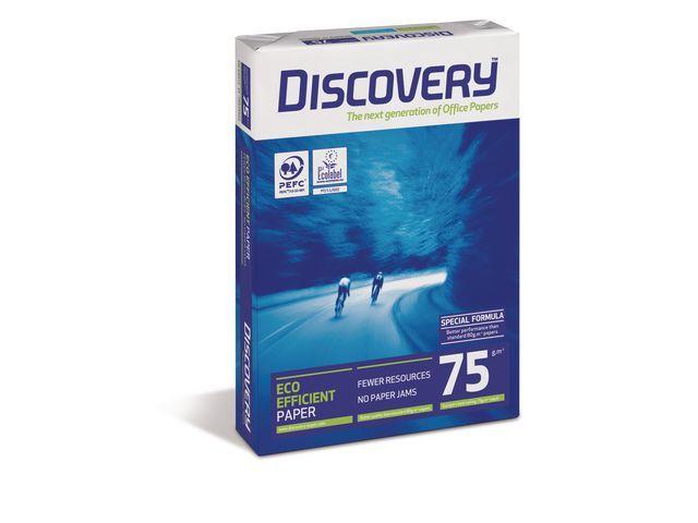 Discovery Papier Discovery A4 75g/doos 5x500v