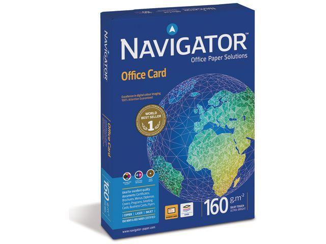 Navigator Papier Navigator A4 160g of crd/ds5x250v