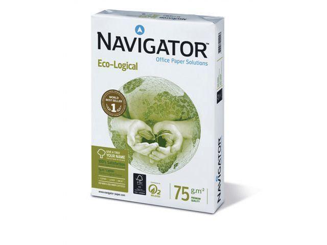 Navigator Papier Navigator A4 75g Eco/doos 5x500v