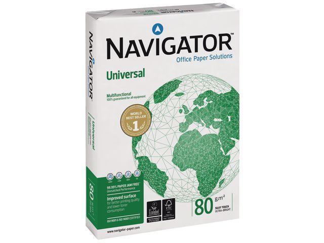 Navigator Papier Navigator A3 80g Univ./ds 5x500v