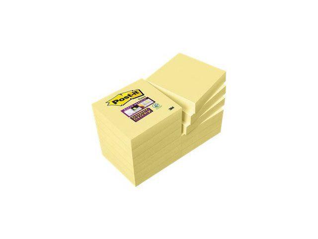 Post-it® Notitieblok SuperSt. 51x51 kan.gl/pk12