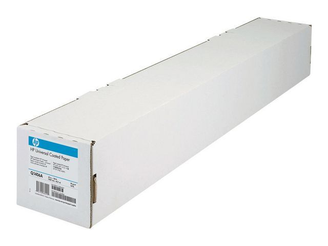 HP Paper Designjet HP Coated Q1405B/roll