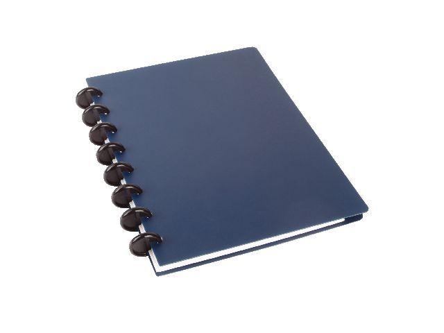 M by Staples Notitieboek ARC A5 lijn pp blauw