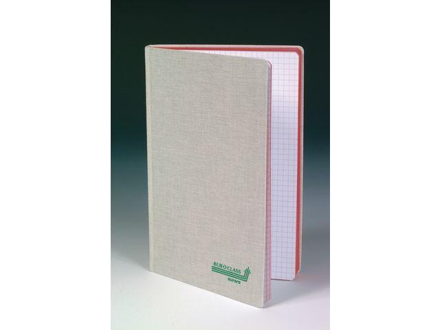 AURORA Registerboek Aurora 145x220 linn. 320bl