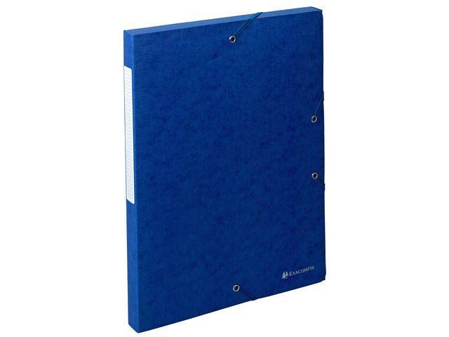 Exacompta Dossierbox Exacompta NF A4 25mm bl/pk10