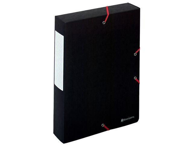Exacompta Dossierbox Exacompta NF A4 60mm zw