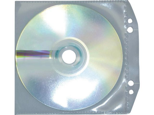 Durable Hoes voor 1 cd+booklet of 2xCD/pak 10