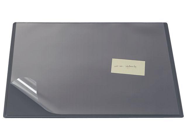 Staples Bureaulegger SPLS 50x63 met dekblad zw