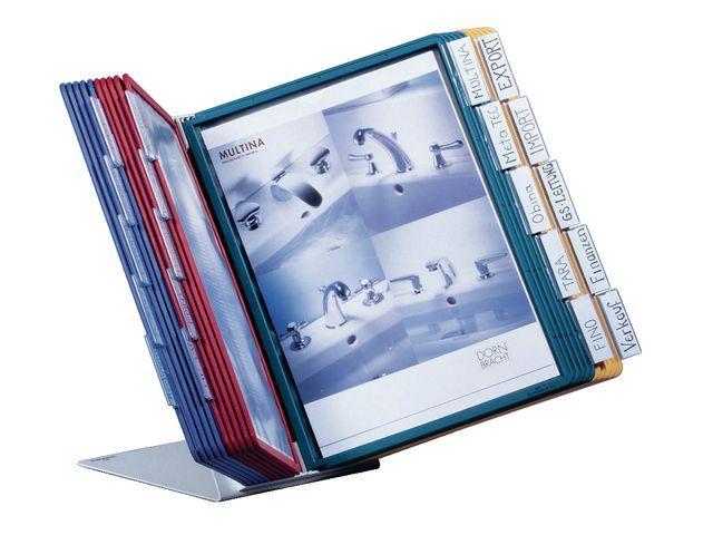 Durable Bureaustandaard Sherpa 5699 metaal + 20p