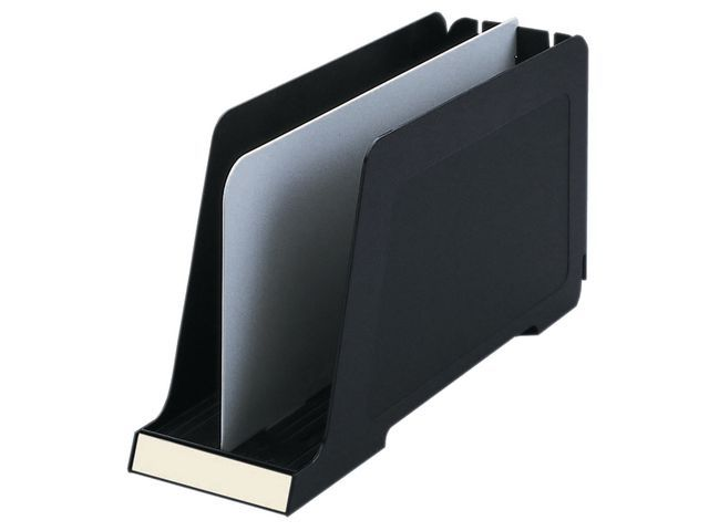 Elba Tijdschriftcassette ELBA legbord zwart