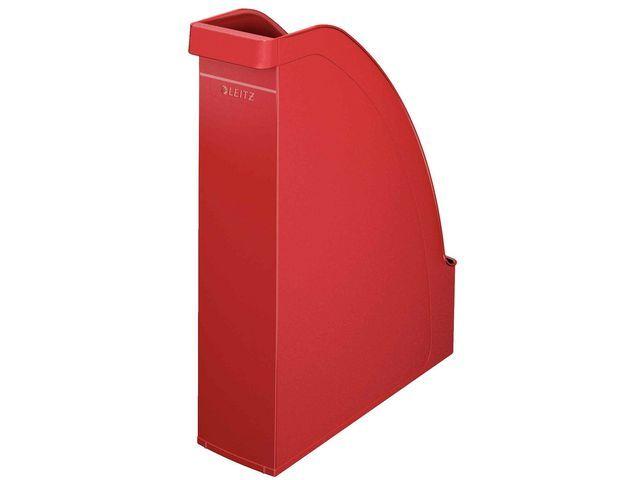 Leitz Tijdschriftcassette Leitz Plus A4 rood