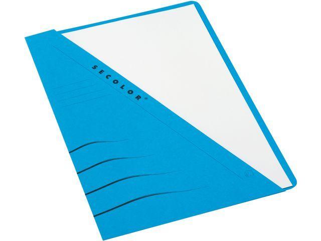 Jalema Driehoekmap 310x220mm blauw/doos 100