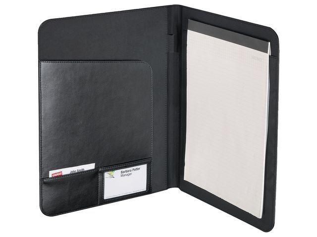 Staples Schrijfmap Staples standaard zwart