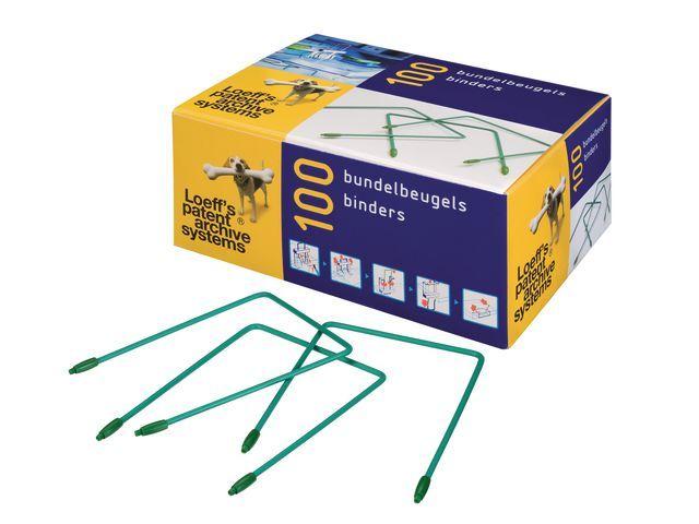 Loeff's Patent Bundelbeugel Loeff 100mm/doos 100