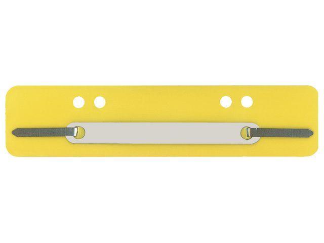 Staples Hechtstrip SPLS kort +perf. geel/ds 100