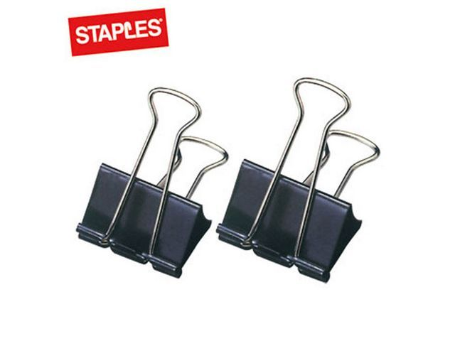 Staples Papierklem SPLS 32mm/doos 12