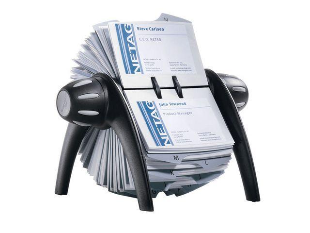 Durable Visitekaartsysteem VisifixVegas 2417 zw