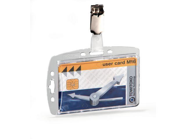Durable Kaarthouder Durable 8005 54x85mm/doos 25