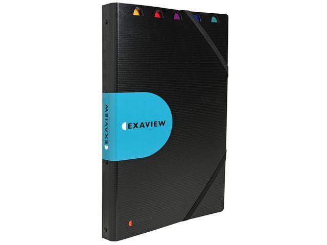 Exacompta Showalbum Exaview A4 30TAS Zwart