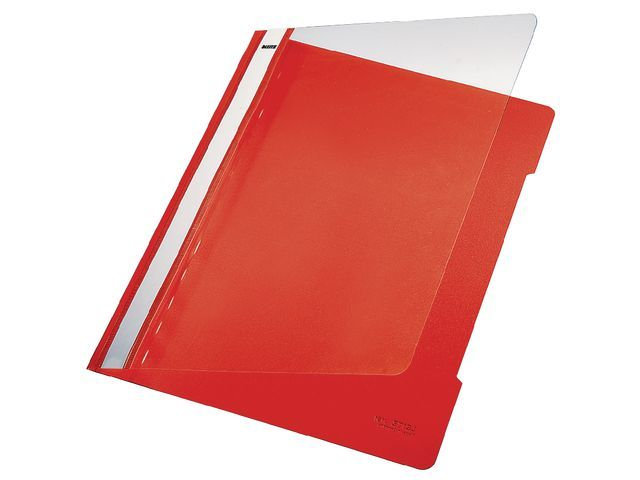 Leitz Hechtmap Leitz 4191 A4 PVC rood