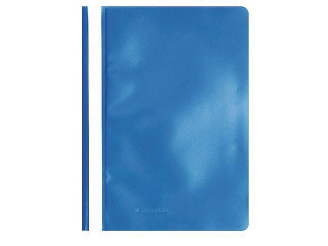 Staples Hechtmap SPLS A4 PP blauw/pak 10