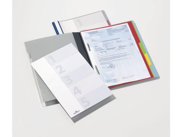 Durable Hechtmap Durable 2557 5-vak hechtmech.