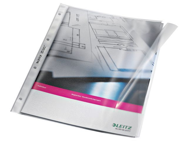 Leitz Showtas Leitz A4 4R 0.13 PP +klep/ds 50
