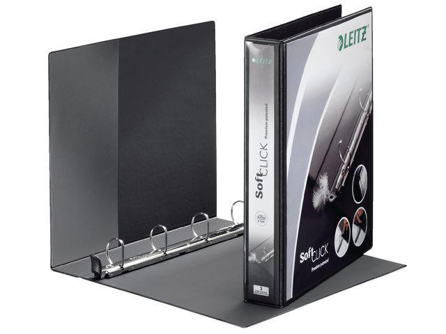Leitz Presentatieringband Leitz A4maxi 4D30 zw