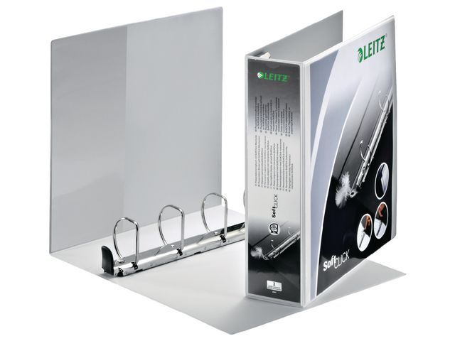 Leitz Presentatieringband Leitz A4maxi 4D50 wt