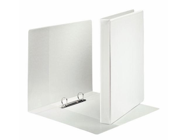 Esselte Presentatieringband A4-maxi 2D20 wit/d10