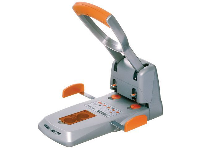 Rapid Rapid Blokperforator Supreme HDC150 150 vel. 2-gaats. zilver/oranje