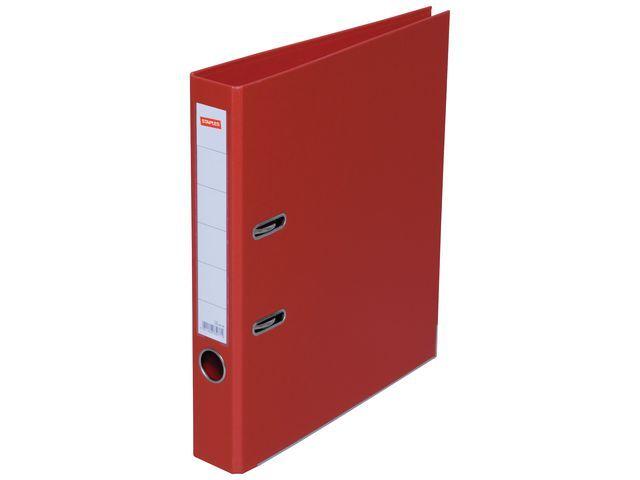 Staples Ordner SPLS Premium 50mm A4 PP rood