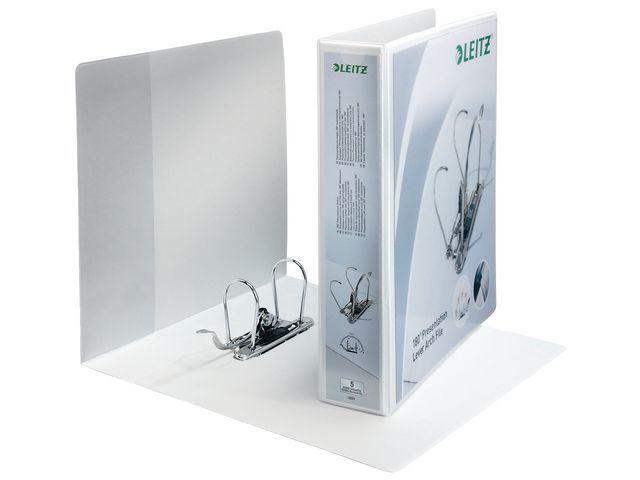 Leitz Presentatieringband Panorama A4 80 PP wt