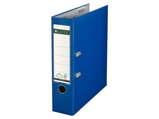 Leitz Ordner Leitz 1010 80mm A4 PP blauw