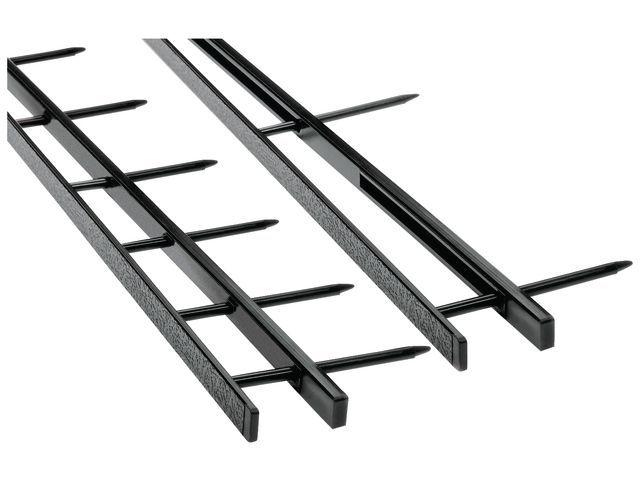 GBC GBC Velo/sure bindstrip zwart 25mm 10p (pak 100 stuks)