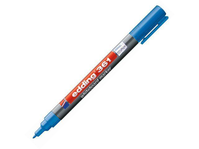 Edding Whiteboard marker edding 361 1mm bl/ds10