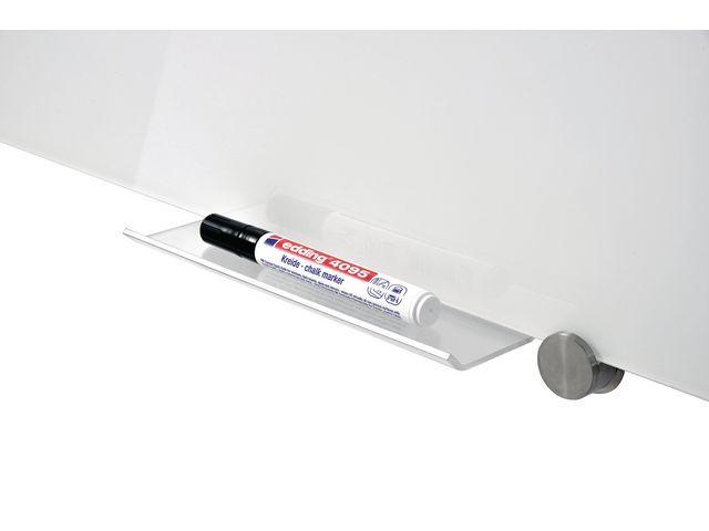 Legamaster Legamaster Afleggoot glasborden 220 mm. transparant