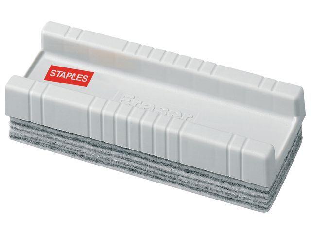 Staples Wisser whiteboard SPLS niet magnetisch