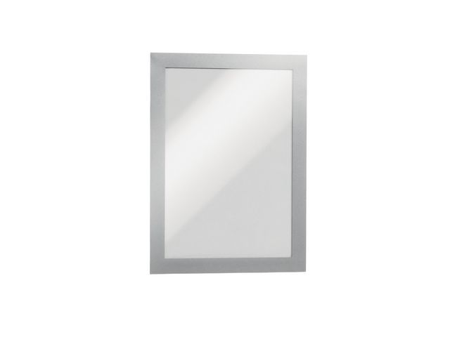 Durable Duraframe Durable A6 zilver/pk 2