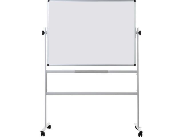Bi-Office Whiteboard kantel magnetic 120x90