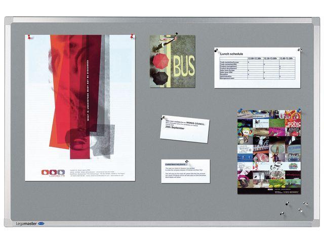 Legamaster Prikbord Lega Professional 120x90 linol.